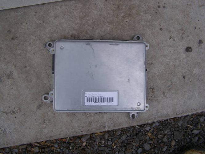 Control modules and fuse box fit 1999 to 2003 Ford Windstars
