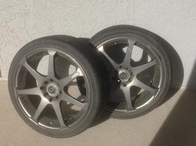 Core Racing EVO Rims For Sale