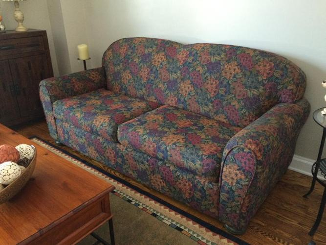 Couch (matching Loveseat also available)