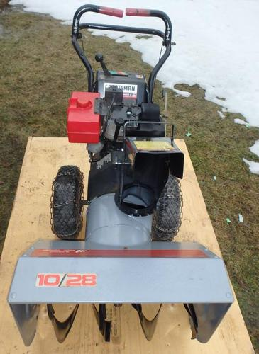 """Craftsman 10HP 28"""" or trade for riding mower"""