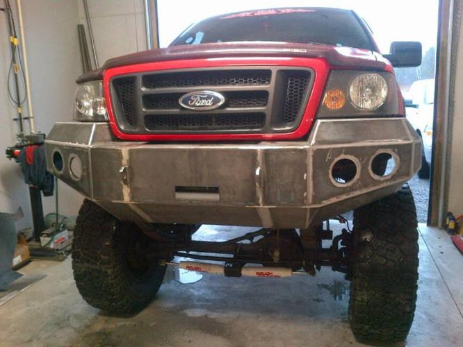 custom off road bumpers and fabrication for sale in Toronto