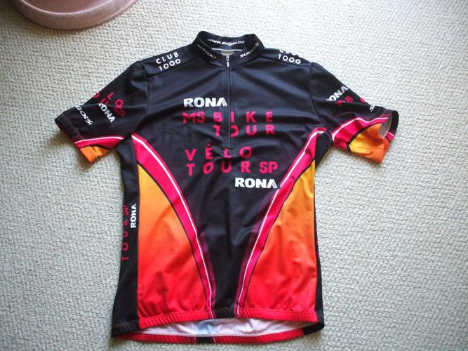 Cycling Jersey- Sugoi-sz.Large-Mint Condition
