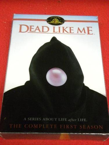 Dead Like Me Season 1 on DVD