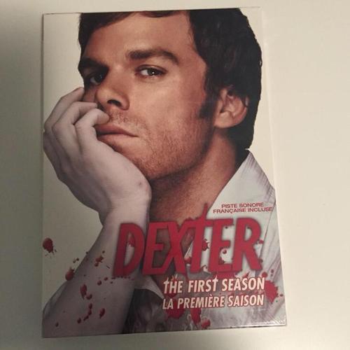 Dexter Season 1 - Brand New