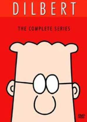 Dilbert The Complete Series 4-DVD