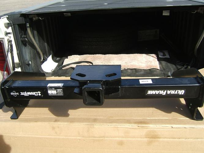 """DRAW-TITE #41929 CLASS 5 ULTRA FRAME 2"""" RECEIVER HITCH FOR RAM"""