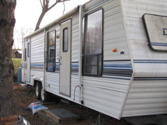 Dutchman 1990 Travel Trailer For Sale In Mallorytown