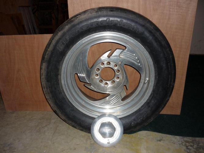 Eagle Alloys-rims / BF Goodrich tire (x 4)