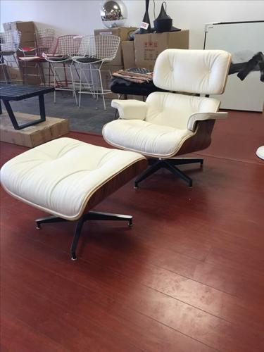 Eames Lounge Chair+ Ottoman - Free Shipping - Ends soon