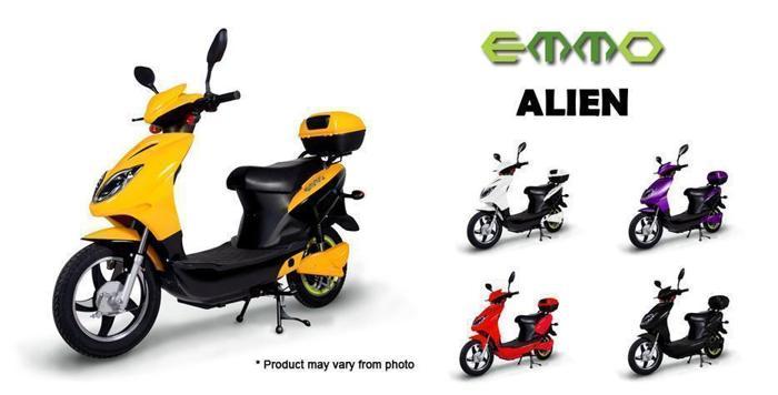 Emmo Alien Electric Scooter E-Bike Derand Motorsport 995.00