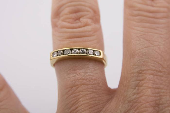 Eternity Wedding or Anniversary Ring