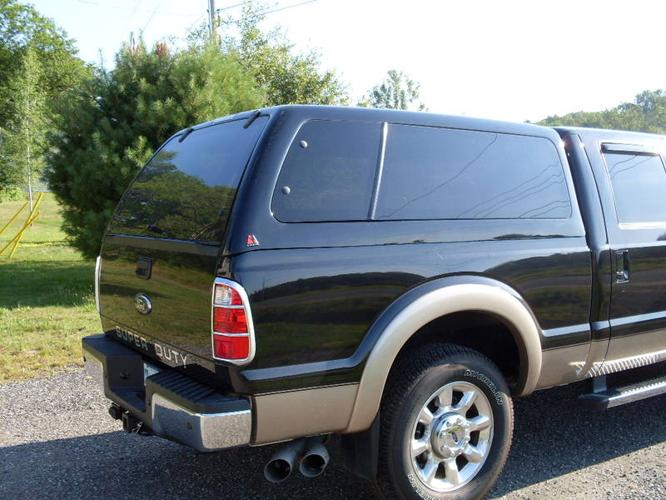 F250 Leer Truck Cap For Sale In Parry Sound Ontario Ads In Ontraio