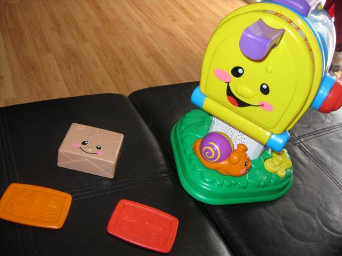 FISHER PRICE Laugh & Learn Talking Mailbox