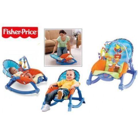 Fisher-Price Newborn-Toddler Rocker - ONLY $40 / Or Best Offer