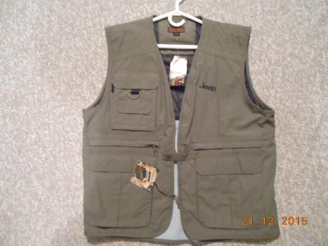 Fisherman's Vest