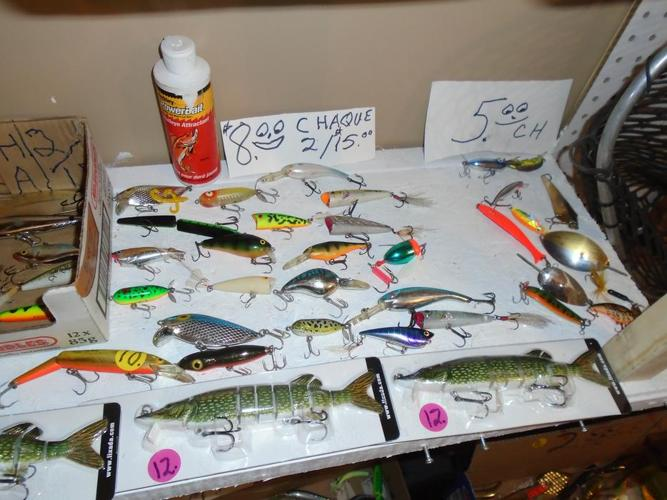 fishing lures n gear
