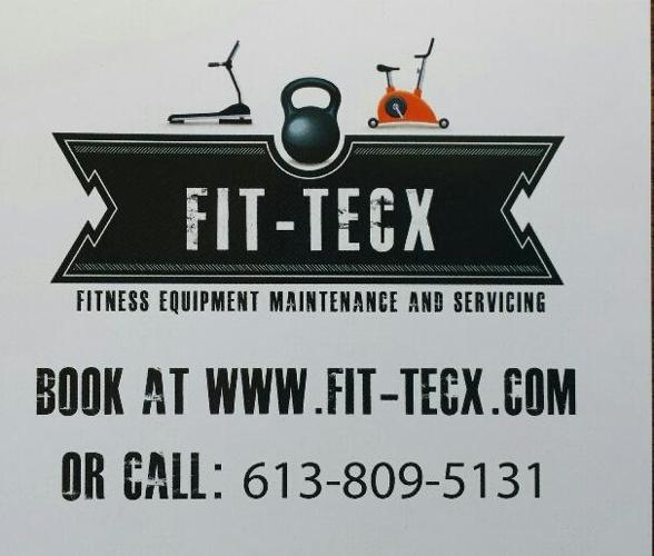 Fitness equipment maintenance , service take downs and set-ups