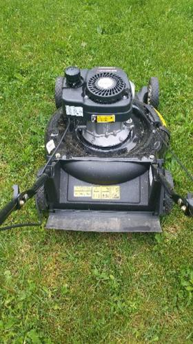 For Sale 140cc Lawnmower with grass catcher