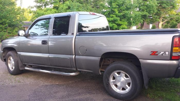 FOR SALE 2006 GMC SIERRA 1500