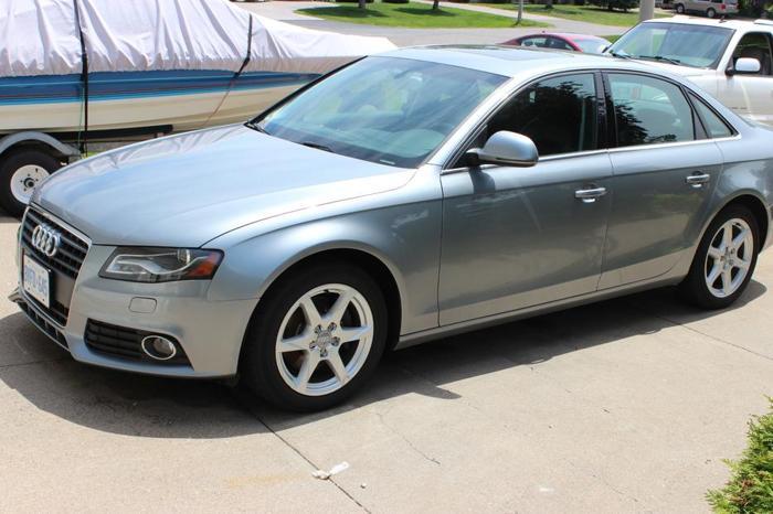 For Sale 2009 Audi A4 Quattro
