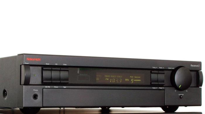 FOR SALE: Nakamichi Receiver 2 Near Mint Fully Serviced