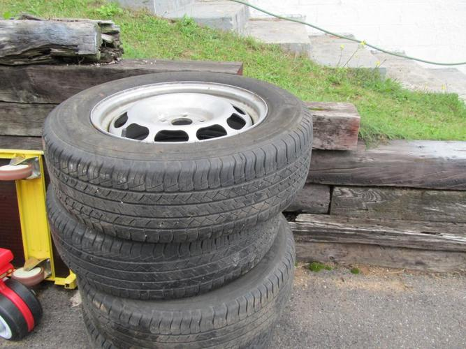For Sale - Tires & Rims