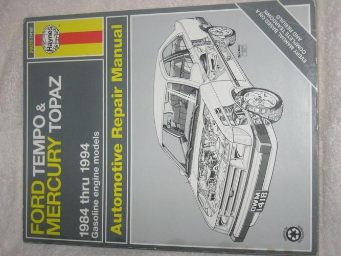 Ford Tempo/MercuryTopaz