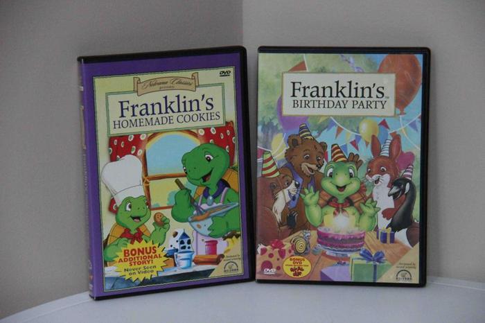 Franklin DVDs