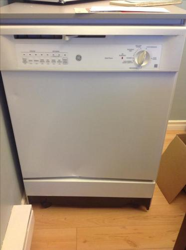 FREE:  GE Portable Dishwasher