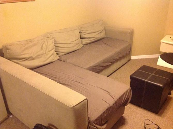 FREE: IKEA L shape couch