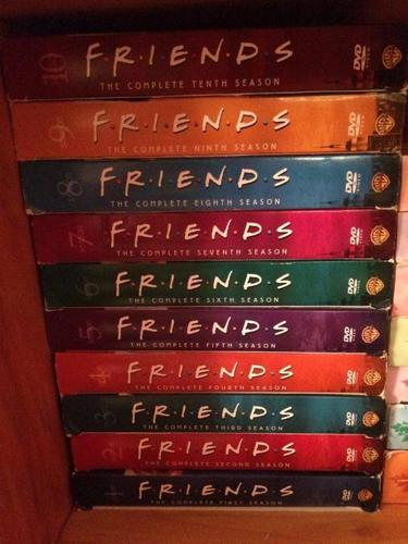 Friends DVD Complete Series $60 OBO