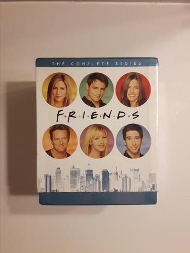 Friends: The Complete Series on DVD - Brand New