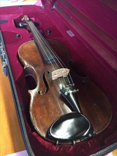 Full-Sized Viola