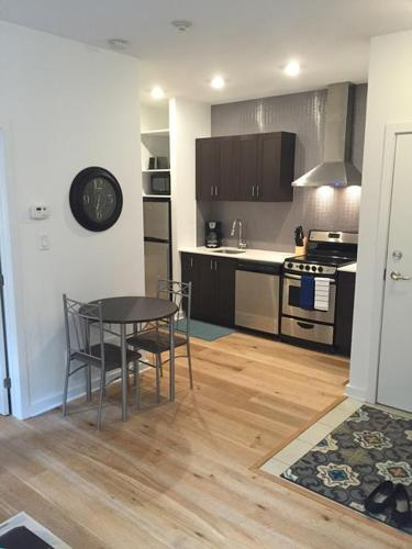 Fully Furnished One bedroom condo for rent near Civic Hospital