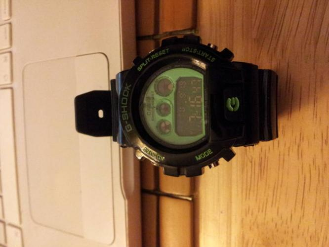 G shocks with big faces. can deliver around barrie