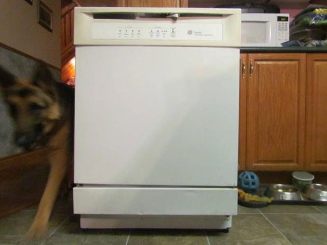 General Electric Nautilus Powerscrub- Quiet Power 1 Dishwasher