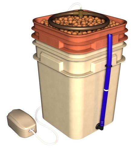 General Hydroponics Complete WaterFarm System