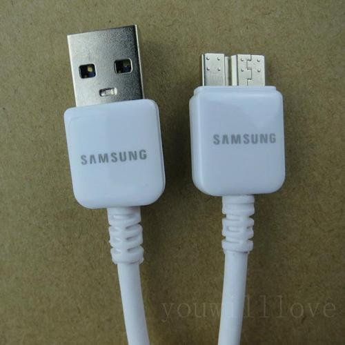GENUINE SAMSUNG USB 3 DATA CABLE FAST CHARGER FOR GALAXY S5 & NOTE 3