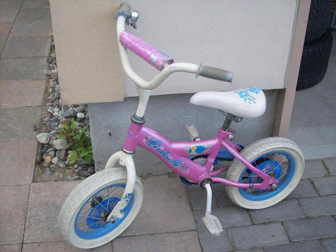 Girl's bicycle