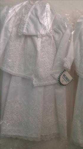 Girls Christening/Baptism Gown