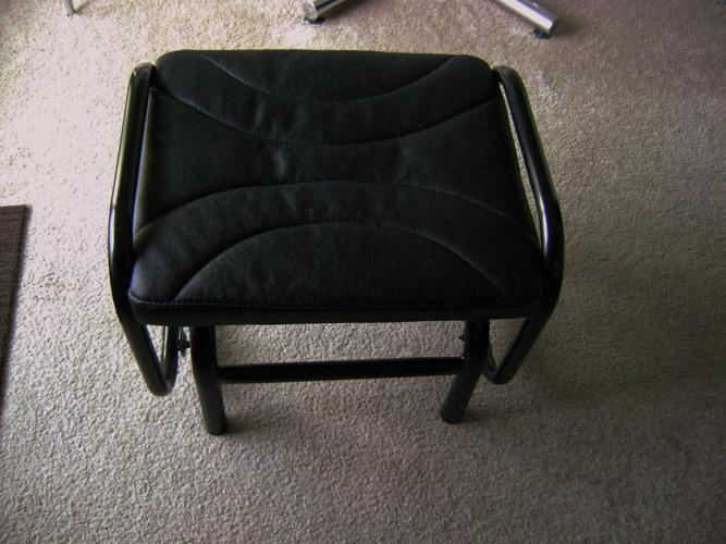 Gliding Footstool, $15 or Free with another purchase