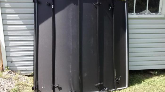 GM Soft Folding Tonneau Cover