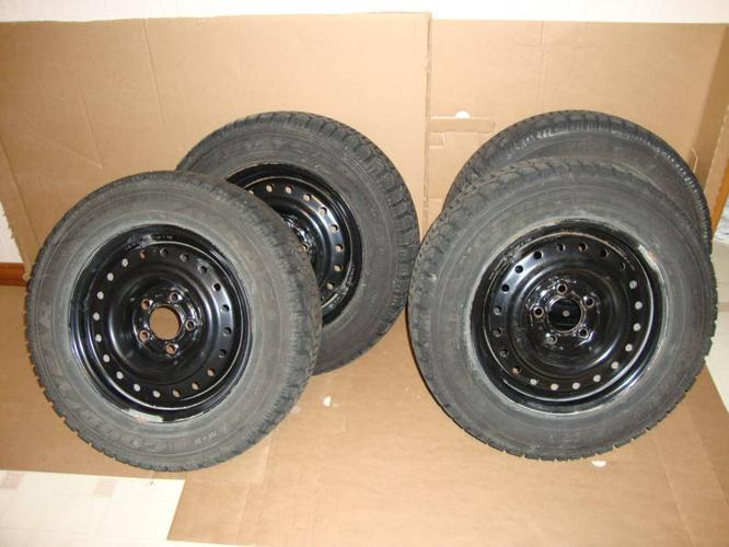 Goodyear Nordic winter tires for sale