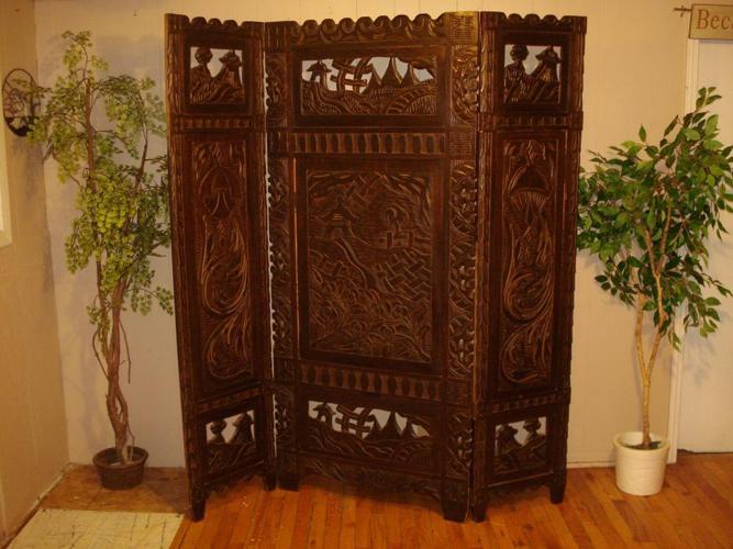 Gorgeous Antique Room Divider