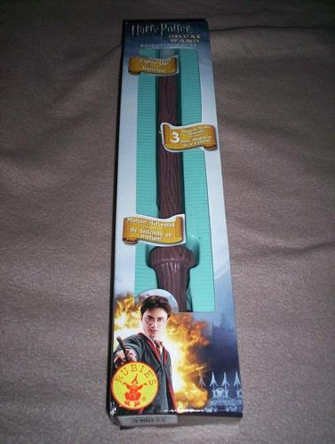 Harry Potter Wand, Pouch and Games