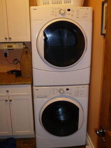 HE2Plus Kenmore Washer and Dryer