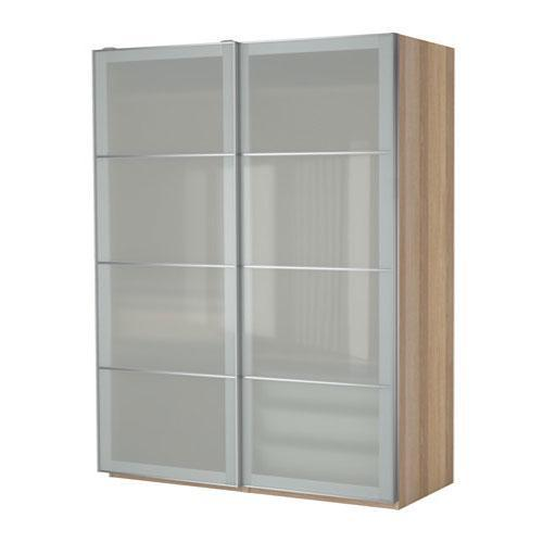 Ikea PAX Wardrobe with Sliding Doors