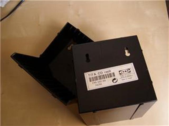 Ikea TITA CD Rack