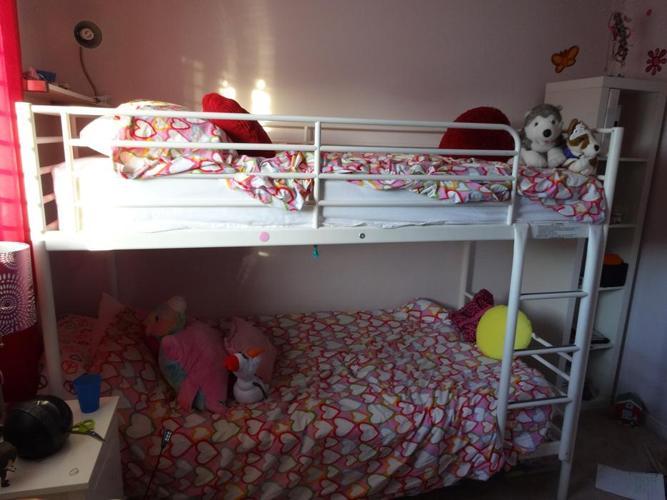 IKEA twin bunkbeds
