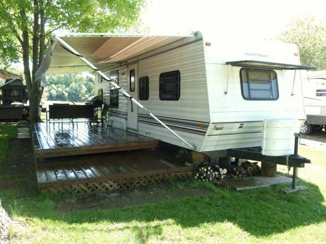 Elegant  Boler Asking 5500 Kingston Ontario  Fiberglass RV39s For Sale